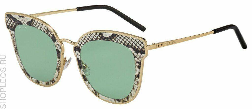 JIMMY CHOO WOMAN NILE/S 01Q